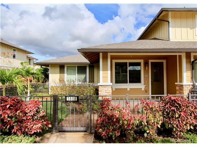 724 Kakala Street #1608, Kapolei, HI 96707 (MLS #201725603) :: Elite Pacific Properties