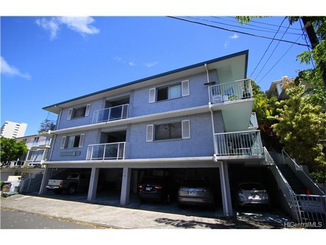 1024 Spencer Street #14, Honolulu, HI 96822 (MLS #201725695) :: The Ihara Team