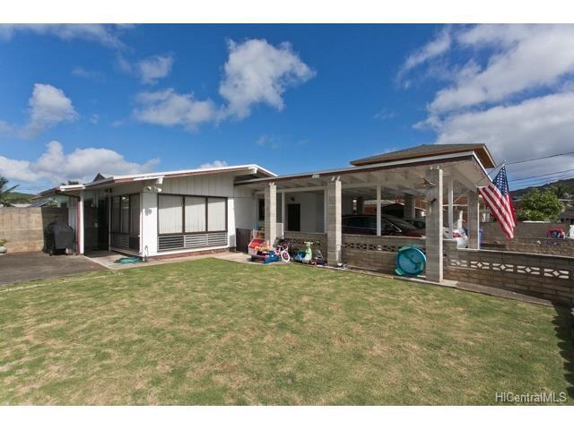 1358 Nanawale Place, Kailua, HI 96734 (MLS #201725726) :: Elite Pacific Properties