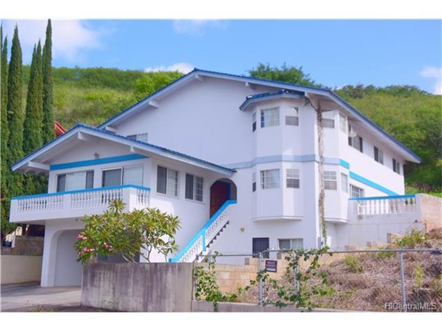 98-435 Pono Street, Aiea, HI 96701 (MLS #201725729) :: Elite Pacific Properties