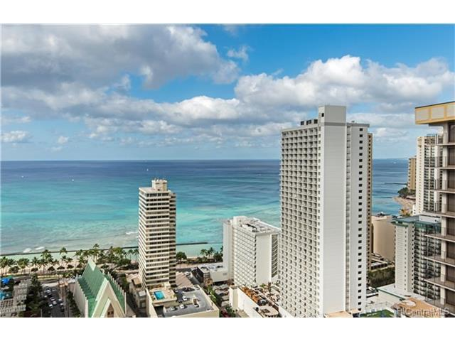 201 Ohua Avenue 3608-T1, Honolulu, HI 96815 (MLS #201725734) :: Elite Pacific Properties
