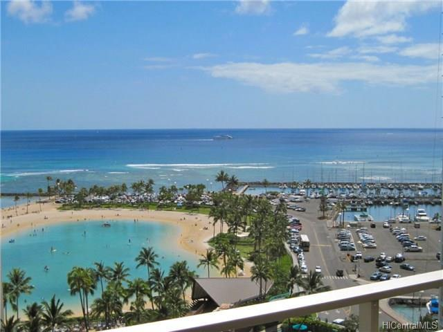 1777 Ala Moana Boulevard #1512, Honolulu, HI 96815 (MLS #201725738) :: Elite Pacific Properties