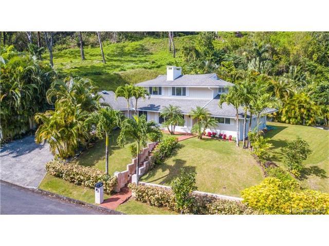 1340 Lopaka Place, Kailua, HI 96734 (MLS #201725758) :: Elite Pacific Properties