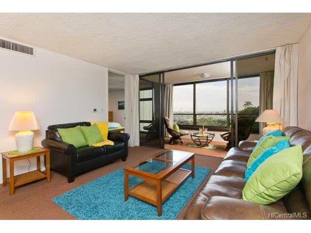 1600 Ala Moana Boulevard #608, Honolulu, HI 96815 (MLS #201725765) :: Elite Pacific Properties