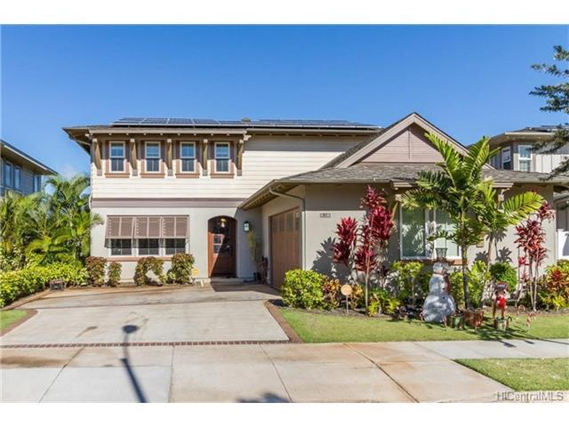 91-1188 Waikapoo Street, Ewa Beach, HI 96706 (MLS #201725786) :: Elite Pacific Properties