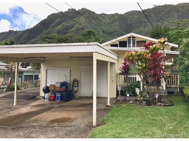 3594 A Nipo Street A, Honolulu, HI 96822 (MLS #201725787) :: Elite Pacific Properties