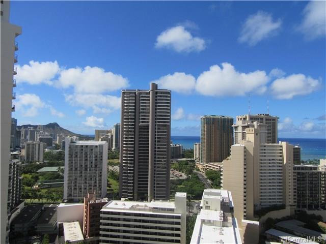 400 Hobron Lane #2809, Honolulu, HI 96815 (MLS #201725805) :: Elite Pacific Properties