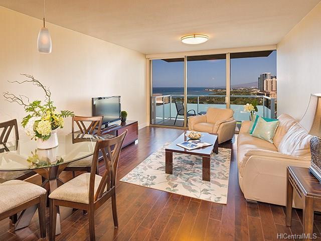 1551 Ala Wai Boulevard #2003, Honolulu, HI 96815 (MLS #201725821) :: Elite Pacific Properties