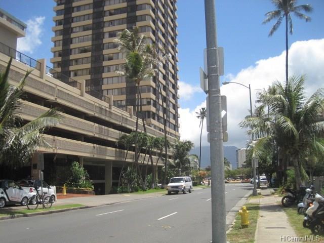 444 Niu Street #3605, Honolulu, HI 96815 (MLS #201725840) :: The Ihara Team