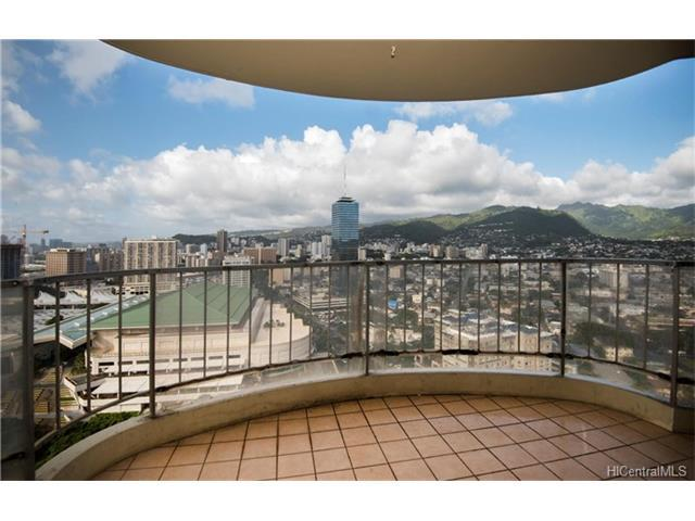 1717 Ala Wai Boulevard #2601, Honolulu, HI 96815 (MLS #201725874) :: Elite Pacific Properties