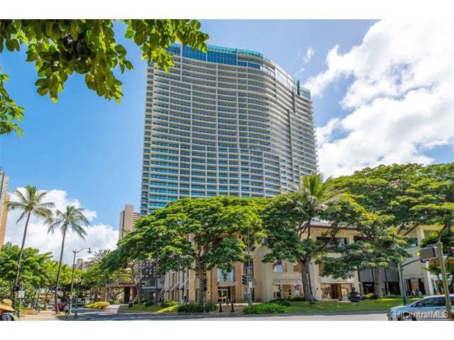 383 Kalaimoku Street E3601 (Tower 1), Honolulu, HI 96815 (MLS #201726093) :: Elite Pacific Properties