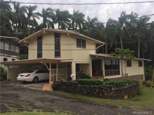 1620 Alewa Drive, Honolulu, HI 96817 (MLS #201726185) :: The Ihara Team