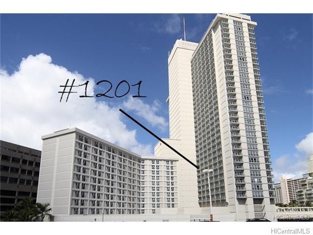 410 Atkinson Drive #1201, Honolulu, HI 96814 (MLS #201726283) :: Yamashita Team