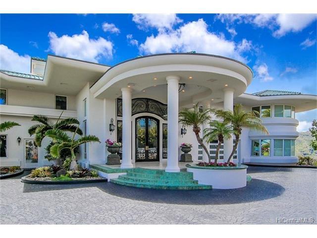 1133 Ikena Circle, Honolulu, HI 96821 (MLS #201726347) :: Elite Pacific Properties