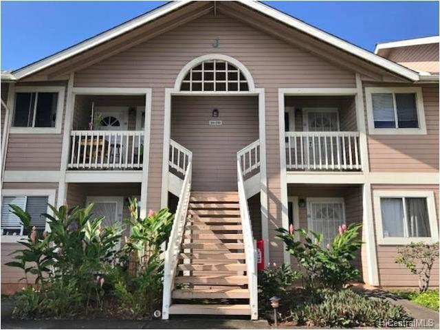 94-519 Lumiaina Street J203, Waipahu, HI 96797 (MLS #201726368) :: Team Lally