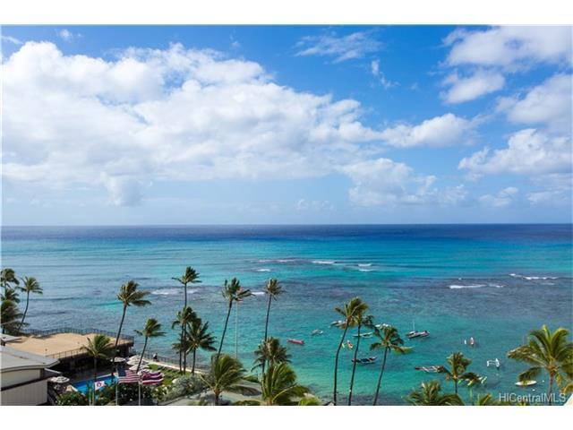 2895 Kalakaua Avenue #1009, Honolulu, HI 96815 (MLS #201800007) :: Keller Williams Honolulu