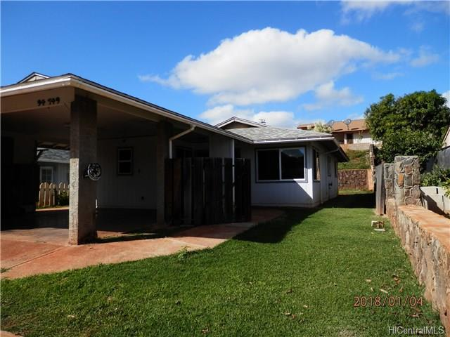 94-749 Kaiao Street, Waipahu, HI 96797 (MLS #201800230) :: Keller Williams Honolulu
