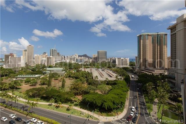 1860 Ala Moana Boulevard #1300, Honolulu, HI 96815 (MLS #201800427) :: Redmont Living