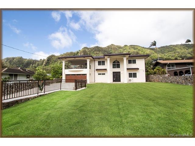 3916 Old Pali Road, Honolulu, HI 96817 (MLS #201800527) :: Elite Pacific Properties