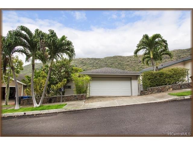 1449 Miloiki Street, Honolulu, HI 96825 (MLS #201800544) :: The Ihara Team