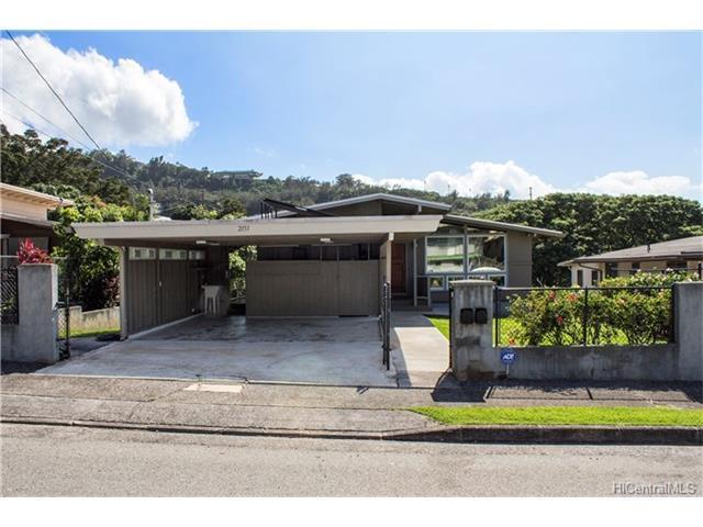 2151 Jennie Street, Honolulu, HI 96819 (MLS #201800807) :: Elite Pacific Properties