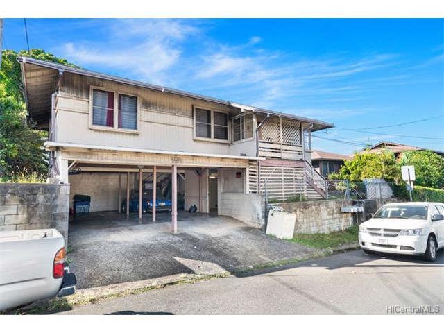 211 Auwaiolimu Street, Honolulu, HI 96813 (MLS #201800896) :: Yamashita Team