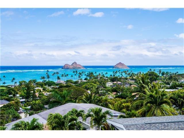 1045 Koohoo Place, Kailua, HI 96734 (MLS #201800930) :: Keller Williams Honolulu