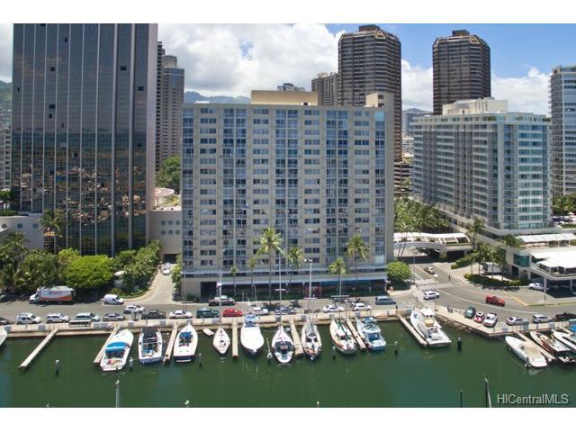 1765 Ala Moana Boulevard #1187, Honolulu, HI 96815 (MLS #201800934) :: Yamashita Team