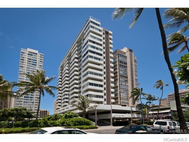 2421 Ala Wai Boulevard #703, Honolulu, HI 96815 (MLS #201800951) :: Yamashita Team