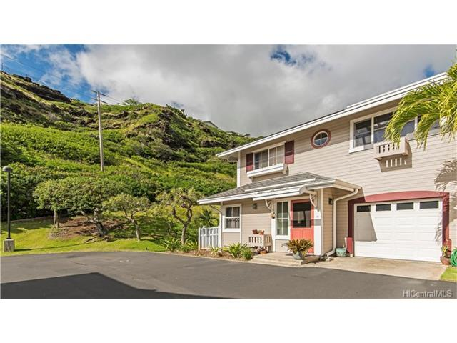 7110 Hawaii Kai Drive #43, Honolulu, HI 96825 (MLS #201800957) :: Keller Williams Honolulu