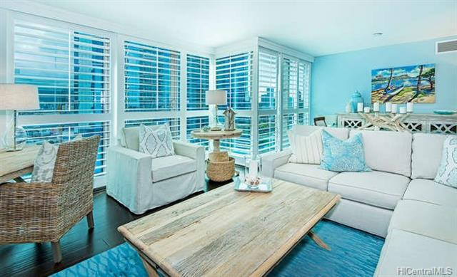 1177 Queen Street #1109, Honolulu, HI 96814 (MLS #201801274) :: Elite Pacific Properties