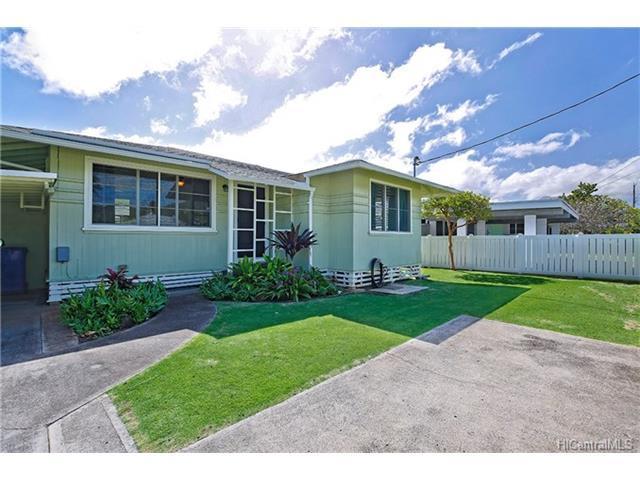 820 Oneawa Street C, Kailua, HI 96734 (MLS #201801327) :: Keller Williams Honolulu