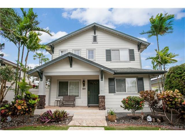 91-1026 Kaihanupa Street, Ewa Beach, HI 96706 (MLS #201801360) :: Keller Williams Honolulu