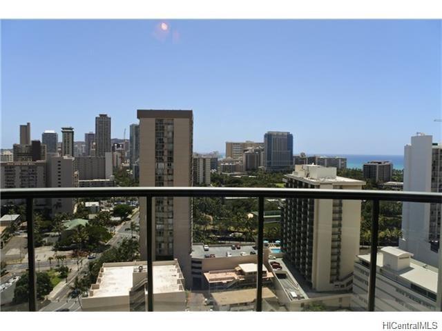 1837 Kalakaua Avenue #2202, Honolulu, HI 96815 (MLS #201801375) :: Keller Williams Honolulu
