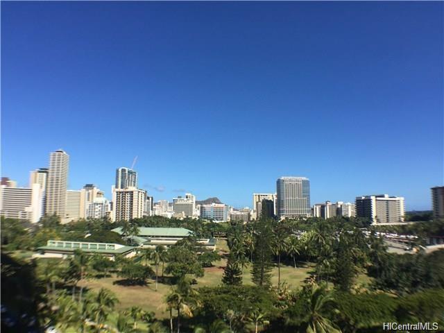 1910 Ala Moana Boulevard 9C, Honolulu, HI 96815 (MLS #201801378) :: Keller Williams Honolulu