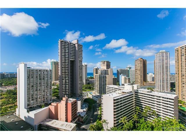 469 Ena Road #2310, Honolulu, HI 96815 (MLS #201801414) :: Keller Williams Honolulu