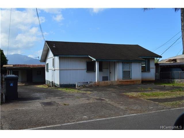 811 Ihiihi Avenue, Wahiawa, HI 96786 (MLS #201801425) :: The Ihara Team