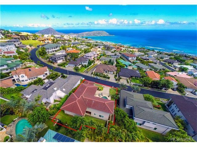 150 Kokololio Place, Honolulu, HI 96821 (MLS #201801471) :: Elite Pacific Properties