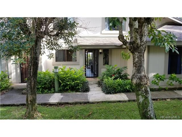 98-1773 Kaahumanu Street 46B, Aiea, HI 96701 (MLS #201801508) :: Elite Pacific Properties