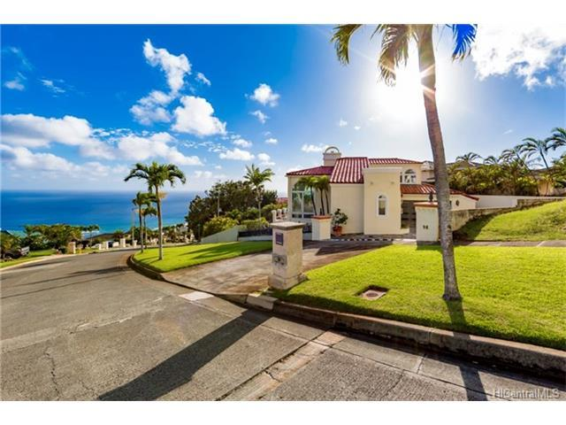 96 Moaniala Place, Honolulu, HI 96821 (MLS #201801582) :: Elite Pacific Properties