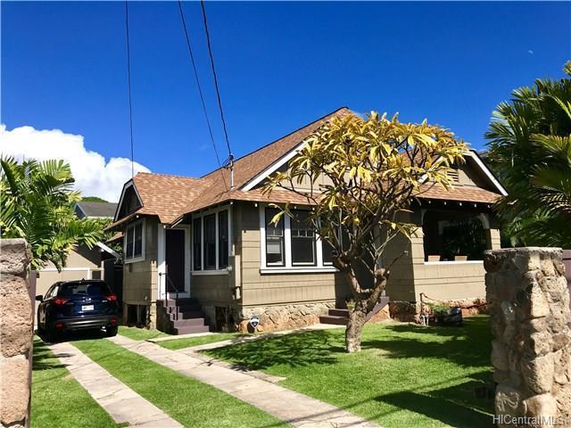3314 Kaimuki Avenue, Honolulu, HI 96816 (MLS #201801700) :: The Ihara Team