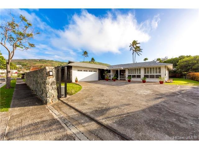 123 Anahola Street, Honolulu, HI 96825 (MLS #201801752) :: The Ihara Team
