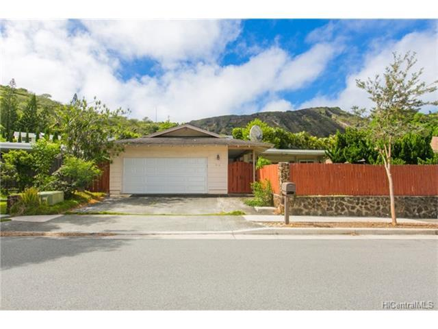 919 Wainiha Street, Honolulu, HI 96825 (MLS #201801881) :: Keller Williams Honolulu