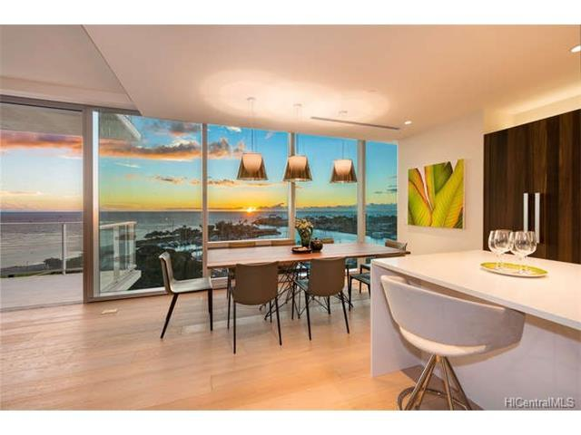 1118 Ala Moana Boulevard #1300, Honolulu, HI 96814 (MLS #201802582) :: Elite Pacific Properties