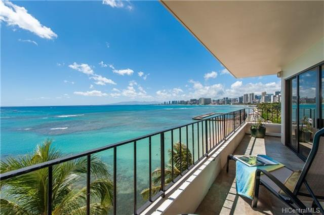 2893 Kalakaua Avenue #8, Honolulu, HI 96815 (MLS #201803722) :: Elite Pacific Properties