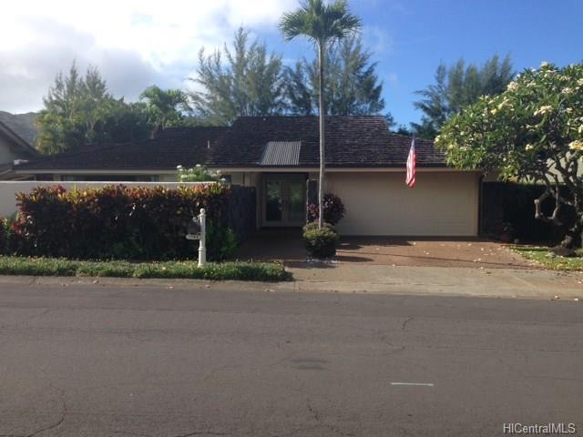 7750 Kalohelani Place, Honolulu, HI 96825 (MLS #201803818) :: The Ihara Team