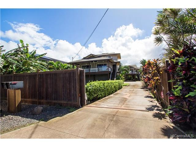 66-158 Haleiwa Road, Haleiwa, HI 96712 (MLS #201803911) :: Elite Pacific Properties