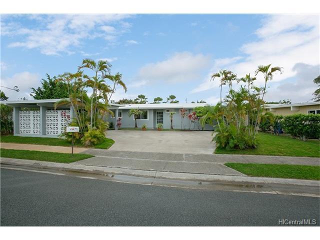 1212 Kahili Street, Kailua, HI 96734 (MLS #201804023) :: Elite Pacific Properties