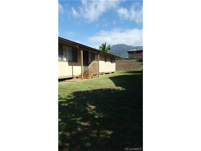 85-1246 Kaneilio Street, Waianae, HI 96792 (MLS #201804033) :: The Ihara Team