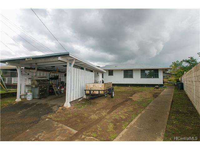 86-076 Hoaha Street, Waianae, HI 96792 (MLS #201804056) :: The Ihara Team